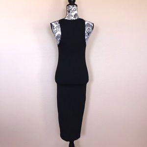 Leith Dresses - Leith bodycon dress